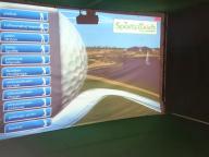 Golf Simulaattori - Golfkulma
